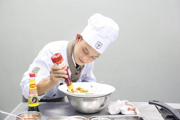 việc làm bếp chính có mức lương khá cao