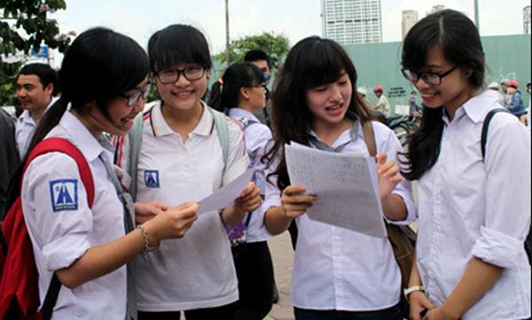 học sinh lựa chọn nghề nghiệp cho tương lai