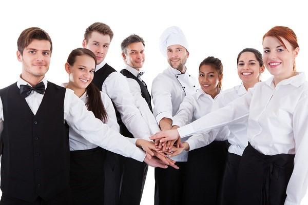 Các bộ phận phối hợp tốt với nhau sẽ giúp cho khách hoạt động hiệu quả hơn