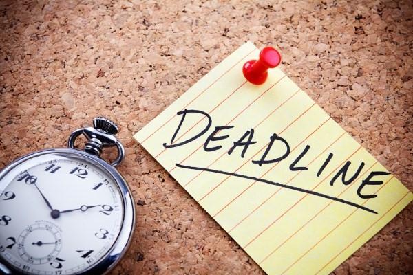 Deadline là yếu tố có tác động tốt lẫn xấu đến tinh thần, năng suất của người làm việc