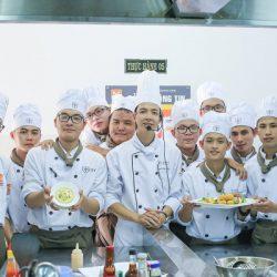 chọn nghề bếp để khởi nghiệp