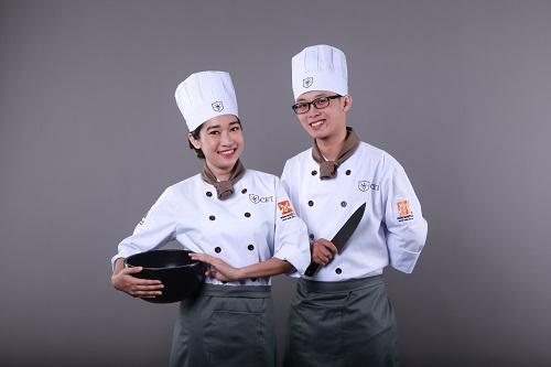 học nấu ăn ở CET