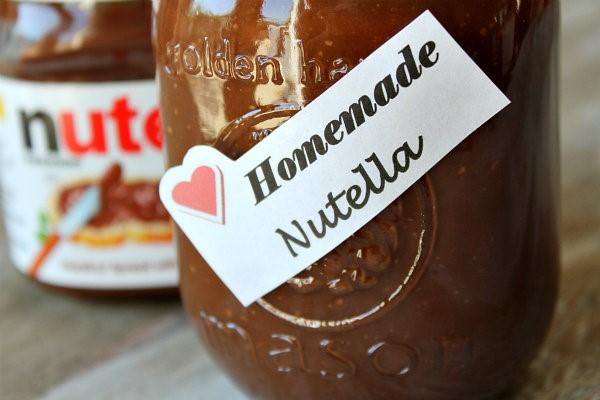 Bạn có thể hoàn toàn tự làm Nutella tại nhà