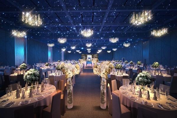 Banquet là bộ phận phụ trách tổ chức tiệc, hội nghị trong khách sạn