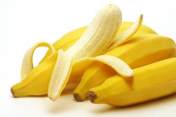 Chuối là trái cây được sử dụng để làm nhiều món tráng miệng, bánh kẹo