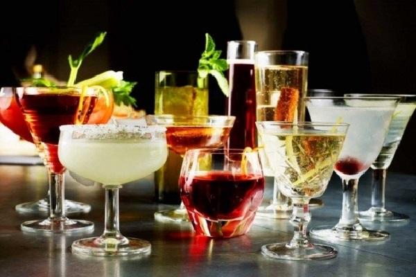 Cocktail có hàng trăm loại