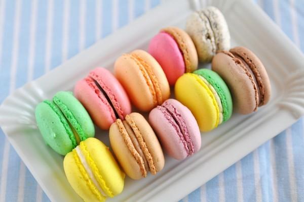 Với những chiếc bánh Macaron thì Cream of Tartar là nguyên liệu không thể thay thế