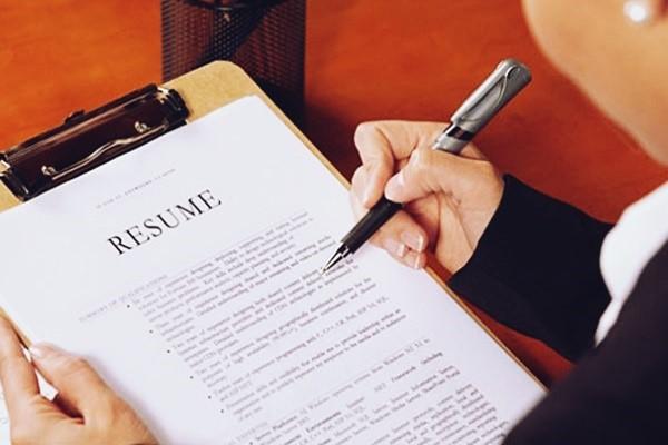 Ngoài việc cung cấp đầy đủ thông tin thì cách trình bày CV cũng rất quan trọng