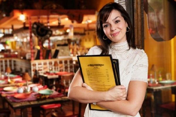 nhân viên Hostess