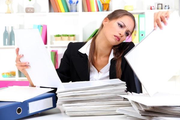 Khả năng làm việc dưới áp lực cao là khả năng cần thiết của một Sale Admin