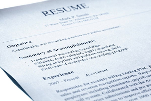 CV hoàn hảo sẽ giúp tạo ấn tượng tốt trong mắt nhà tuyển dụng