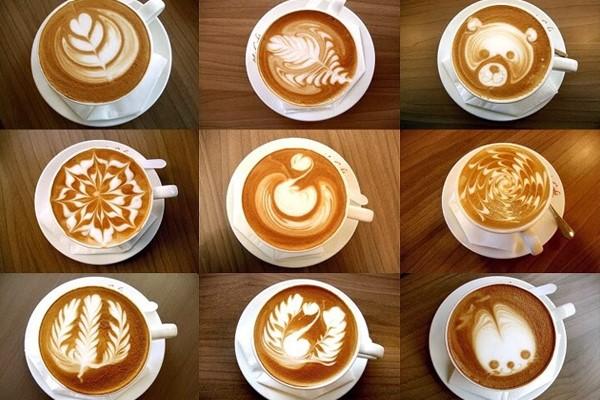Sự sáng tạo, cá tính nghệ thuật của barista sẽ tạo nên những tách cafe độc đáo