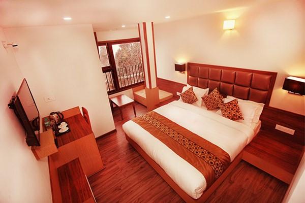 Phòng Deluxe thích hợp dành cho nhiều đối tượng khách khác nhau