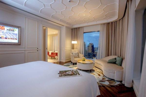 Phòng Executive Stuido Suite khách sạn Hôte des Arts Saigon