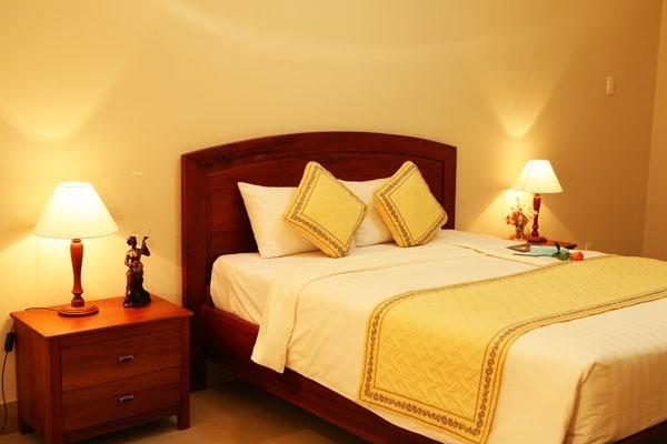 Phòng Standard loại phòng tiêu chuẩn, cơ bản nhất trong khách sạn