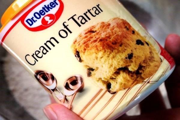 Hình ảnh cream of tartar có tốt không