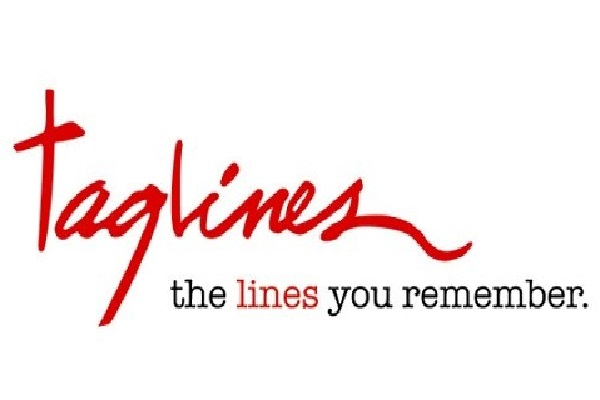 Tagline - câu nói cuối cùng trong mẩu quảng cáo
