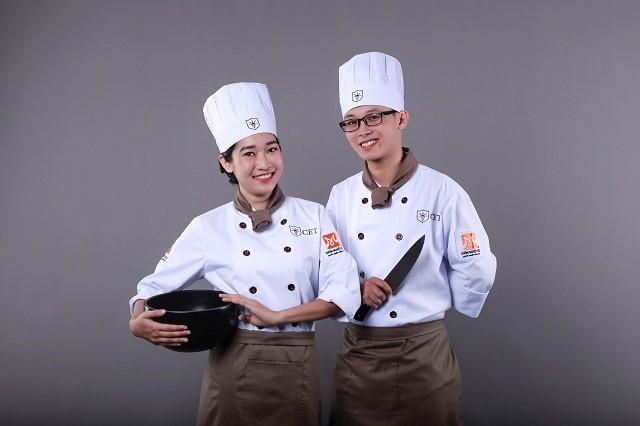 Trở thành đầu bếp nữ chuyên nghiệp, tại sao không?