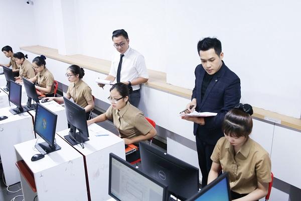 điều kiện học tập tối ưu tại CET