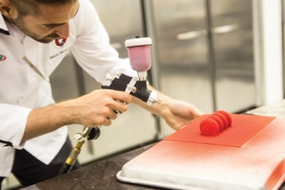 pastry chef làm gì