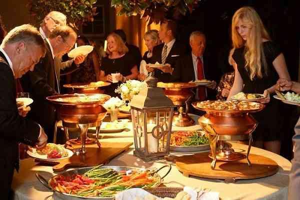 dịch vụ buffet