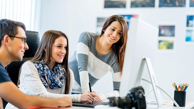 Công ty thường quan tâm nhất là thái độ, tiềm năng và hướng phát triển của nhân viên thực tập