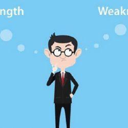 Tránh đưa ra những điểm yếu làm kém đi khả năng của bạn tới công việc bạn ứng tuyển hoặc mong đợi từ nhà tuyển dụng