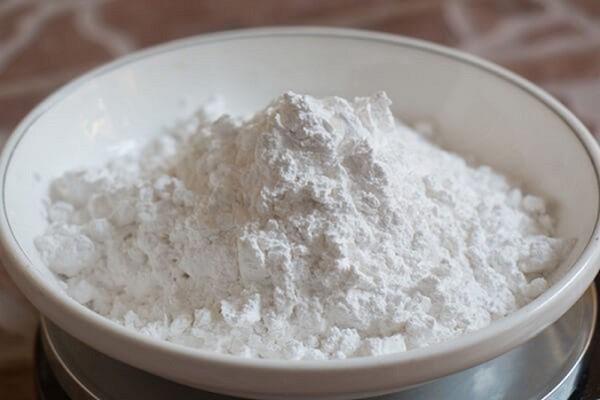 bột năng làm từ khoai mì