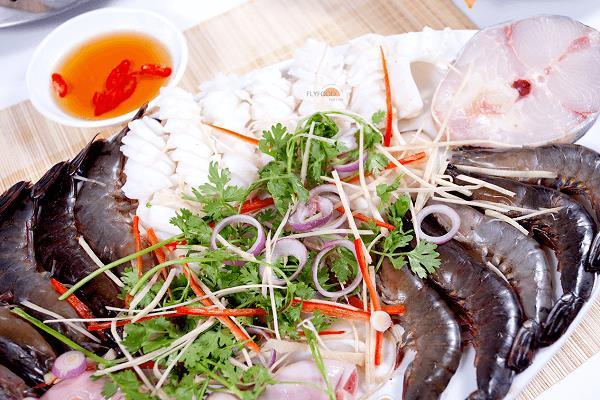 Nguyên liệu nấu lẩu Thái