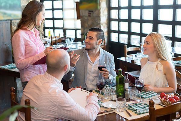 waitress là vị trí kết nối