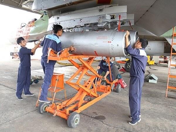 KTV bảo trì máy bay