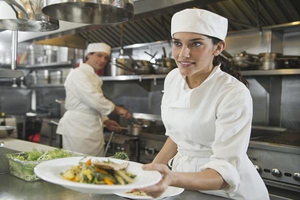 công việc phụ bếp