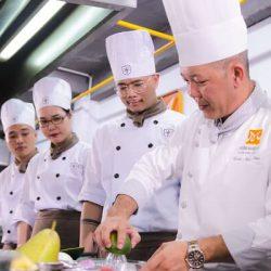 học trung cấp nấu ăn tại cet