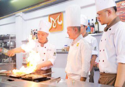 kỹ năng đầu bếp