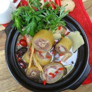 Hướng dẫn cách nấu lẩu đuôi bò thuốc bắc bổ dưỡng dễ làm tại nhà