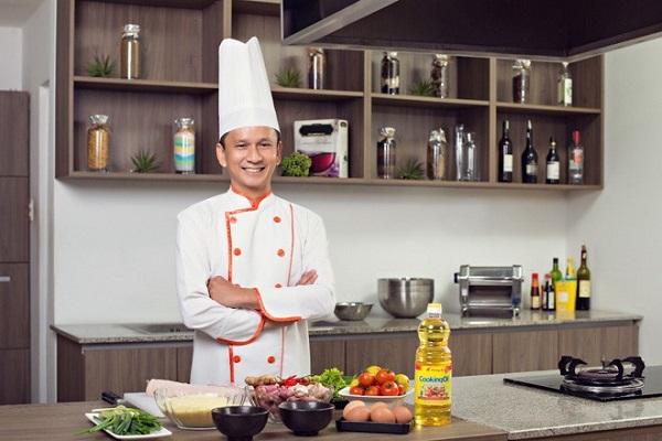Bếp trưởng Alain Nghĩa