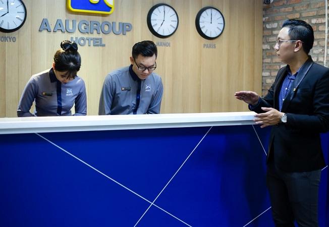 quản trị nhà hàng khách sạn