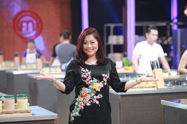 Đầu bếp Phan Tôn Tịnh Hải.