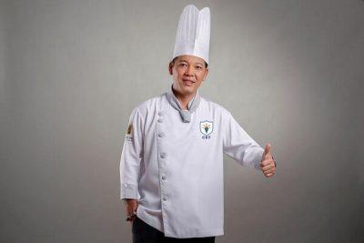 thầy đoàn minh tâm bếp trưởng