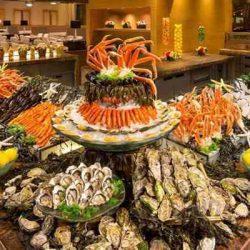 Buffet là loại hình ẩm thực