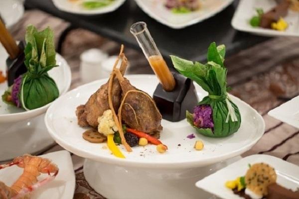 Tầm quan trọng của nghệ thuật trang trí món ăn