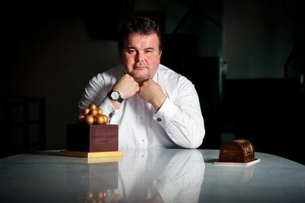 vua bánh ngọt người Pháp Pierre Hermé