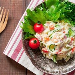 bếp salad