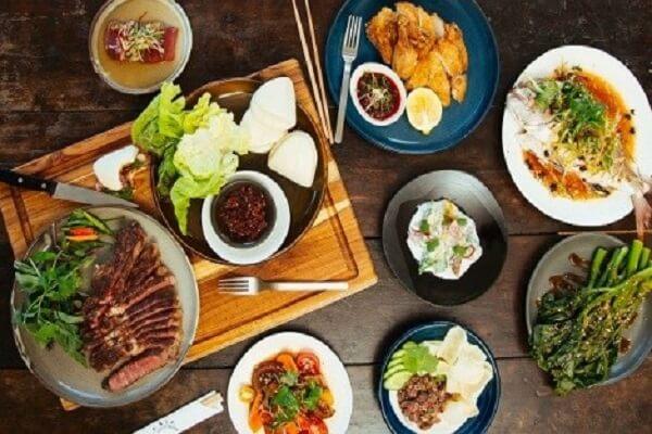 Ẩm thực Việt Nam ngày nay