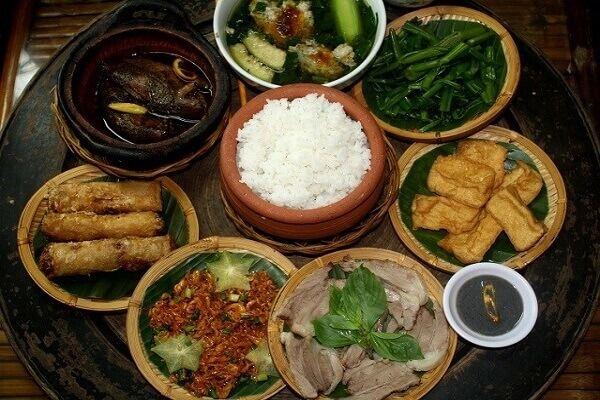 Ẩm thực Việt Nam thời xưa