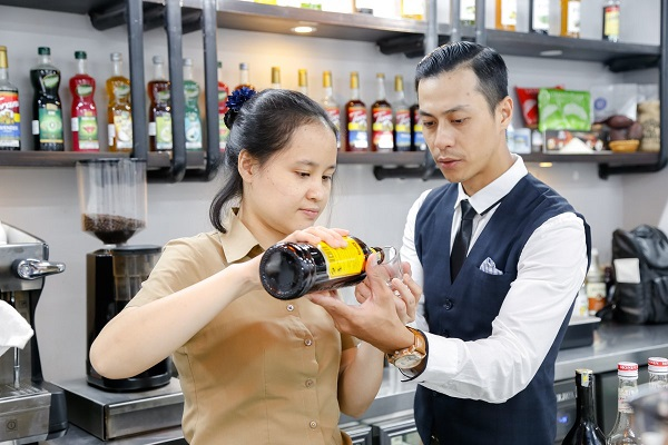 cet đào tạo ngành nhà hàng