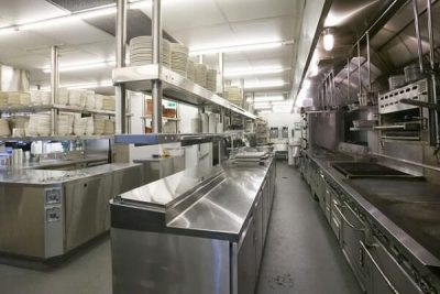 Tìm hiểu những tiêu chuẩn và nguyên lý thiết kế bếp nhà hàng