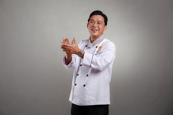 Thầy Trần Phan Hùng