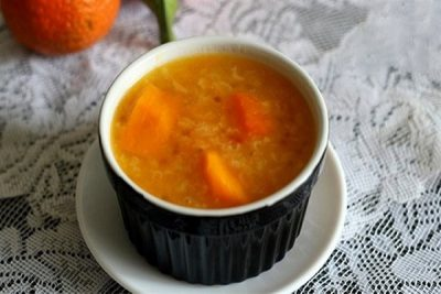 Cách nấu chè bí đỏ với đậu xanh, đậu phộng và đậu đen đơn giản