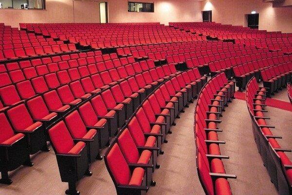 sắp xếp nhà hát